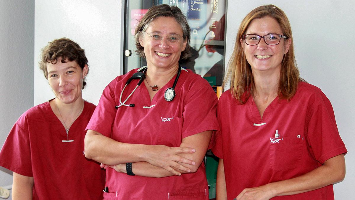 Team - Praxis für Innere Medizin Dr. med. Bianca Kallinich Berlin